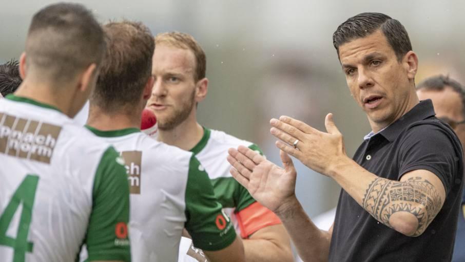 Der SC Kriens steht ohne Spiel im Cup-Viertelfinal