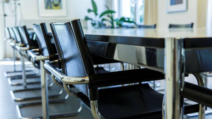 Wer wird die Sitzungen im Gemeinderatssaal von Lüsslingen-Nennigkofen künftig leiten?