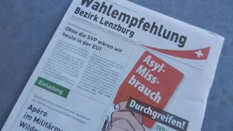 Die SVP-Zeitung