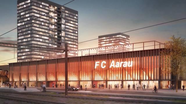 Fussballstadion Aarau: Weitere Verzögerung?