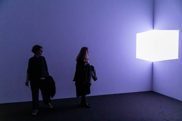 Unlimited: James Turrell