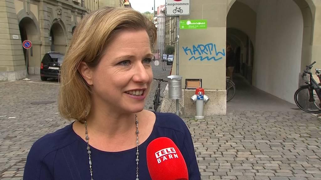 Christa Markwalder: «Noch ist nichts verloren»