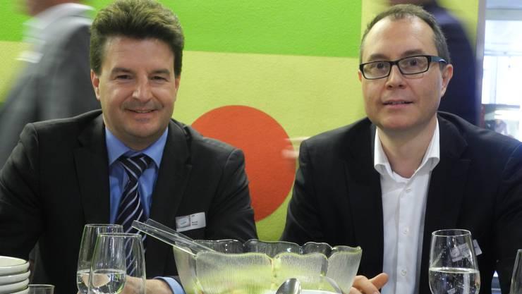 Marcel Müller, Zürcher Kantonalbank (links) und Markus Weiersmüller, Gemeinderat FDP (2).JPG