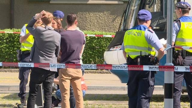 Velofahrer stirbt bei Kollision mit Tram