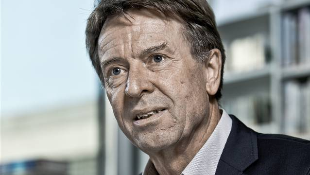 Rolf Keller, Präsident des Aargauer Kuratoriums.