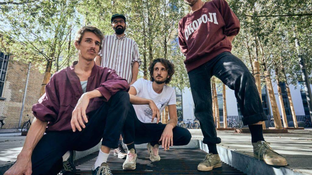 Luzerner Quartett Sc'ööf gewinnt ZKB Jazzpreis 2020