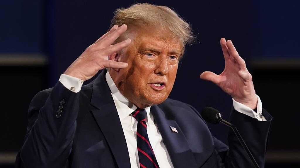 Trump bestreitet Bericht: «Millionen» Einkommenssteuer bezahlt