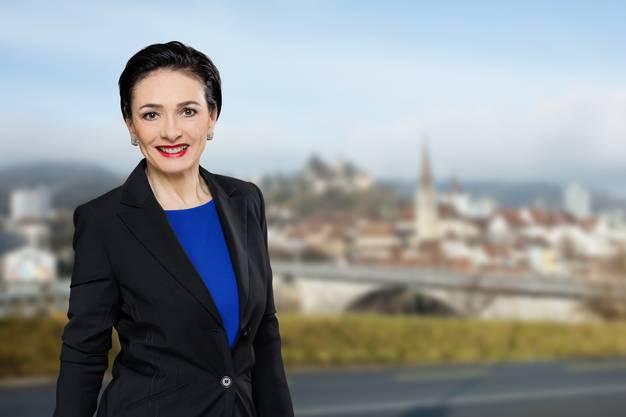 2. Marianne Binder-Keller, Baden, Grossrätin