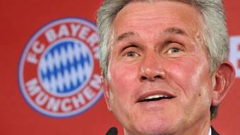 Soll Bayern München erneut zum Erfolg führen Jupp Heynckes.