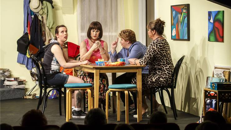 Im neuen Stück der Schopfbühne haben Frauen das Sagen.