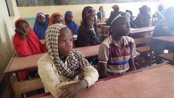 Eine Reportage aus dem Dorf Bouara im westafrikanischen Land Niger