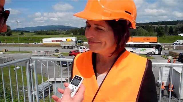 Doris Leuthard spricht über den langen Leidensweg Weiningens