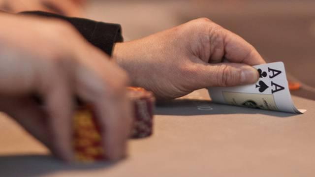 In Affoltern stiess die Polizei auf illegales Glücksspiel (Symbolbild)