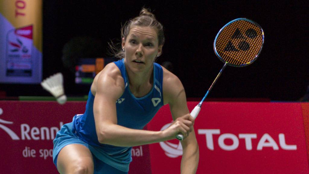 Sabrina Jaquet kann die Schweizer Ehre am Swiss Open nicht retten