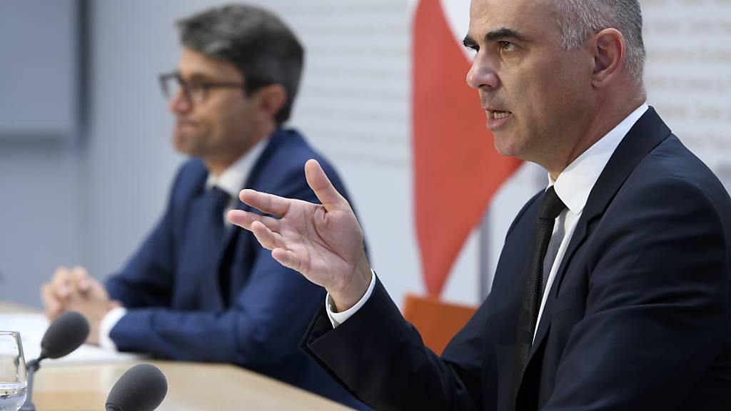 Bund startet Konsultation für schärfere Corona-Massnahmen