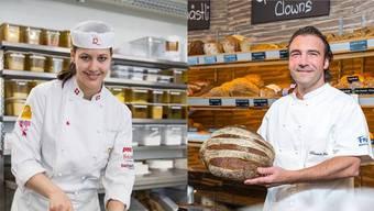 Dominik Frei, Präsident des Aargauer Bäcker-Confiseurmeister-Verbands zum WM-Titel von Ramona Bolliger.