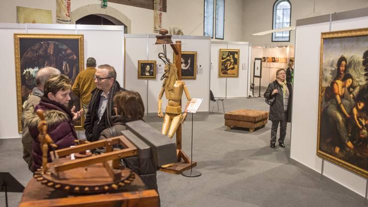 Die Ausstellung hätte mehr Besucher anlocken können