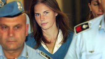 «Der Engel mit den Eisaugen»: Killerin Amanda Knox