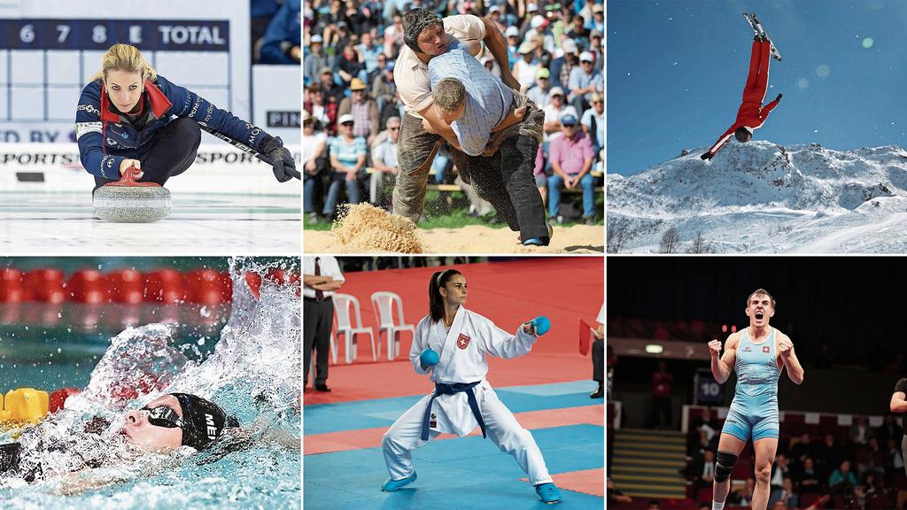 Wer wird Aargauer Sportler des Jahres? Ihr entscheidet