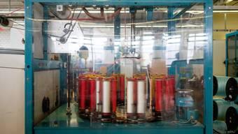 Hier produziert Mammut das letzte Seil im Aargau - die Produktion wird ausgelagert