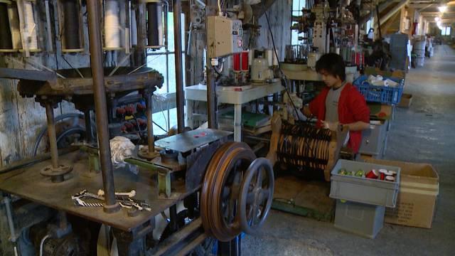 Traditionelle Handwerker: Seiler
