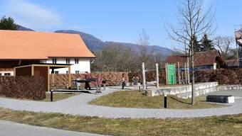 Der Löwenplatz Aedermannsdorf soll umgestaltet werden