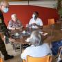 Die Armee hilft auch in Pflegeheimen, nicht nur in Spitälern, an der Grenze und bei Botschafts-Bewachungen.