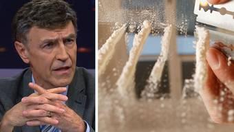 Kokain ist die weitverbreitetste harte Droge in der Schweiz, fünf Tonnen werden hierzulande jährlich verkauft.