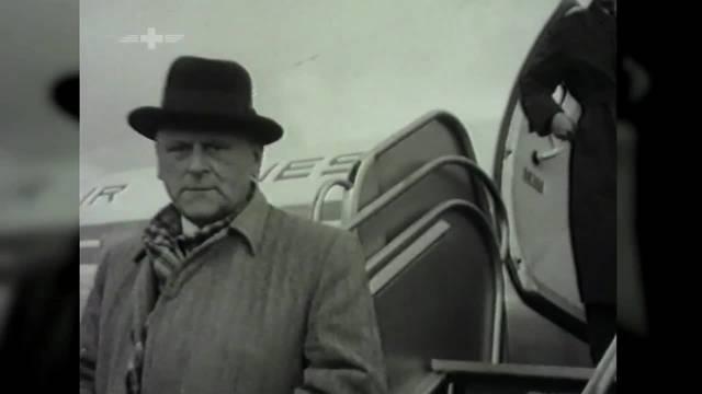 1952: Bucher gründet die Rettungsflugwacht – Zeitzeugen erinnern sich.