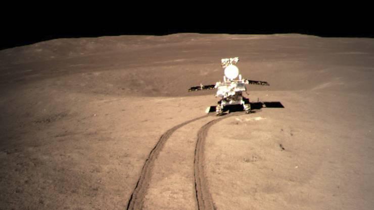 Anfang Jahr landete die chinesische Raumsonde Chang'e 4 auf der erdabgewandten Seite des Mondes – ein technologisches Husarenstück, das bisher noch niemand gewagt hatte.