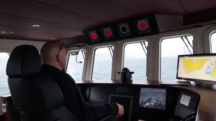 Mit dem Schiff «MV San Gottardo» reiste ich drei Wochen als Virgin Arktis-Reporterin durch die Arktis.