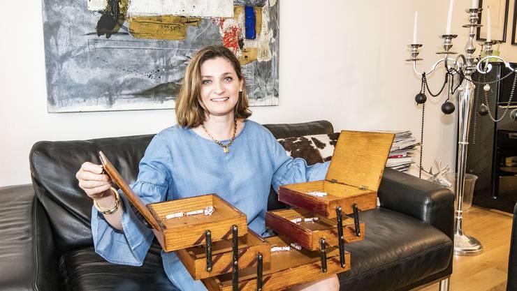 Aus dem Nähkästchen der Schweiz am Wochenende hat Gianna Hablützel-Bürki den Begriff «Ordnung» gezogen.