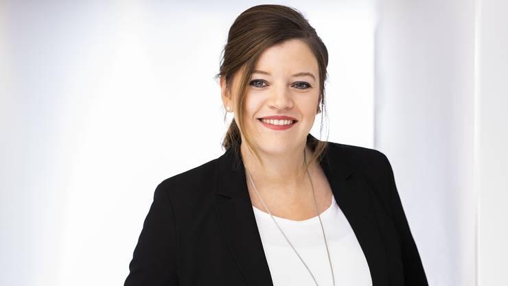 Rachel Mende ist neu in der Geschäftsleitung.