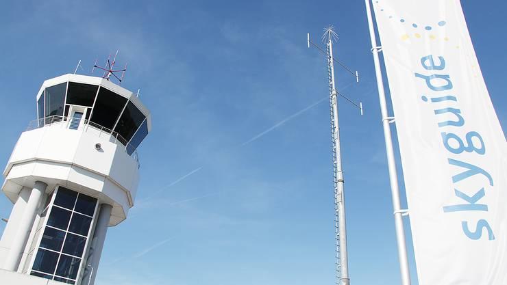 Die Luftraumzuweisung für Grenchen erfolgt heute über Bern (Bild).