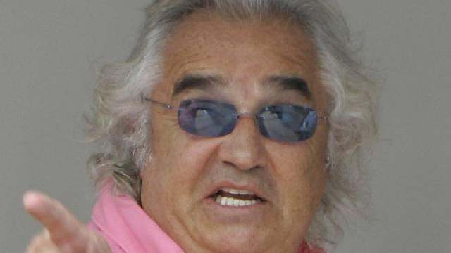 Flavio Briatore darf zurückkehren