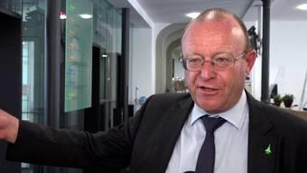 SVP-Nationalrat Jean-Luc Addor im Interview: Das sind die Argumente der Swiss Covid-App-Gegner.