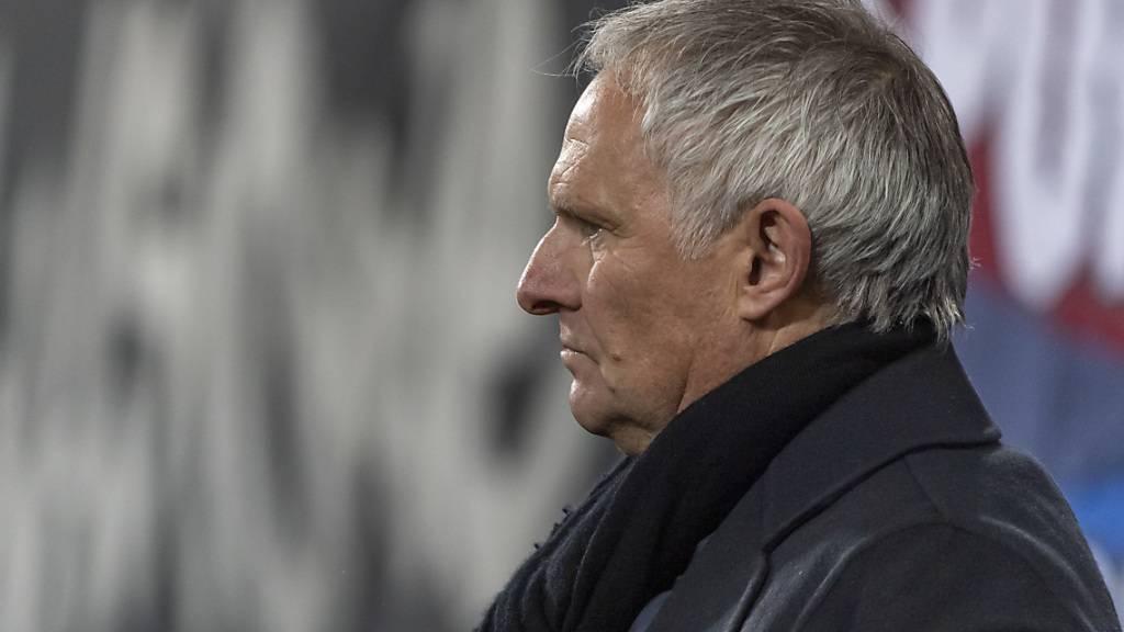 FCB-Sportchef Ruedi Zbinden kennt das Transferwesen im Fussball seit über 20 Jahren genau