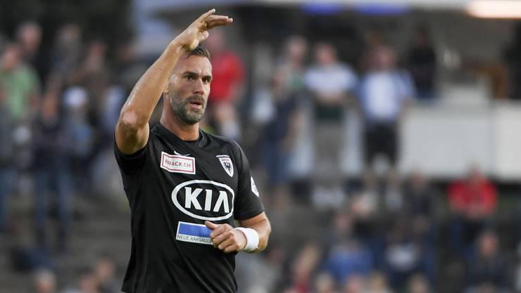 Wird der FC Aarau in Zukunft in der XXXLutz-Mittellandarena auflaufen?