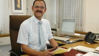 Rudolf Schaffner gibt sein Amt als Vorsteher des Sozialamtes Baselland ab.
