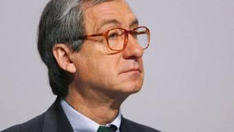 Ulrich Lehner ist Interimspräsident bei Novartis (Archiv)