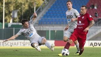 FC Vaduz - FC Aarau (30.09.2018)