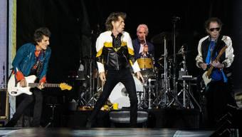 Ein Meilenstein in der Karriere der britischen Rockband: Die US-Raumfahrtbehörde Nasa hat einen Stein auf dem Mars nach den Rolling Stones benannt.