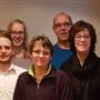Das Biezwiler OK mit (von links): Ignaz Juon (SSV), Pascal Abrecht, Marina Bösiger, Sonja Moser, Andreas Christen, Monika und Bernhard Stuber.