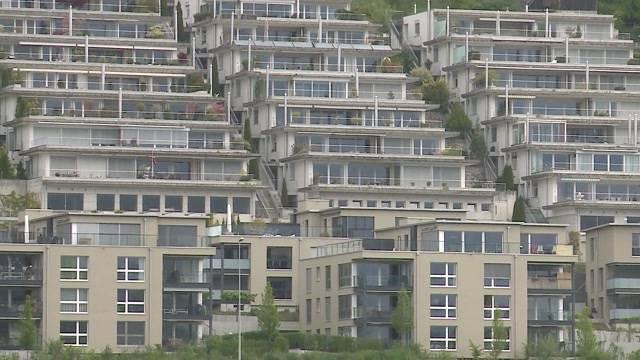 Keine Terrassenhäuser mehr in der Region?