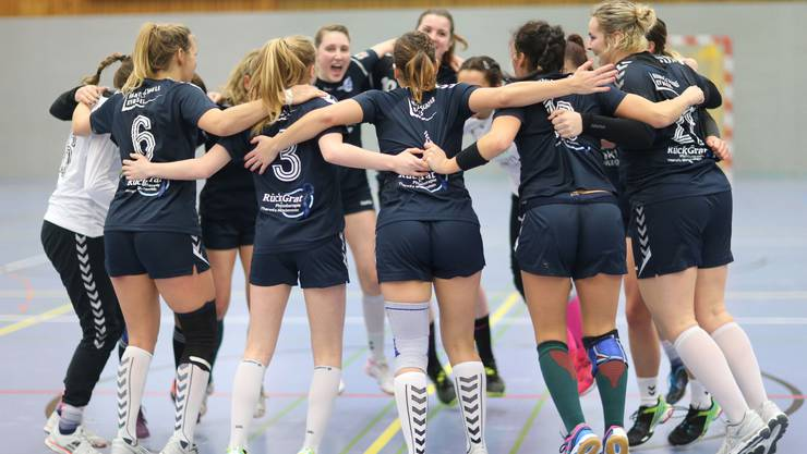 Es war eine starke Teamleistung der HSG Leimental gegen die Kreuzlingerinnen.