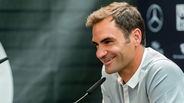 Ahnenforschung mit Roger Federer