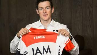 Hoffnungsträger für das IAM-Team: Mathias Frank.