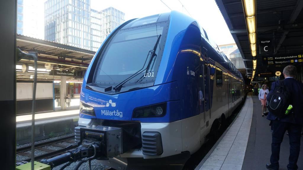 Stadler liefert zwölf weitere Doppelstockzüge nach Schweden