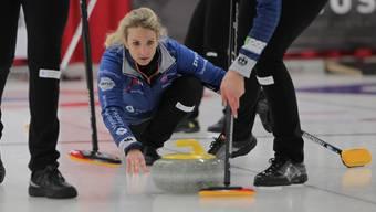 Das neue Schweizer Top-Team um Skip Silvana Tirinzoni und Vize-Skip Alina Pätz fährt an die WM.