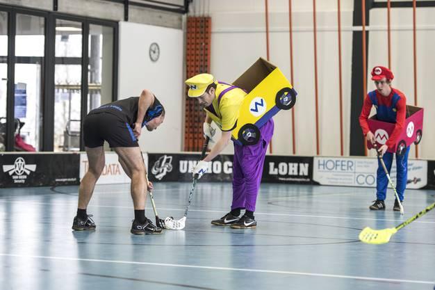 Unihockey Plauschturnier